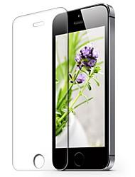 economico -(0.3mm sottile durezza 9h) protezione danni temperato la pellicola di schermo di vetro per iPhone 5 / 5s / 5c