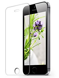 (0.3mm delgada dureza 9h) protección contra daños templado película de pantalla de cristal para iphone 5 / 5s / 5c
