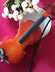 Violin Shaped Music Box