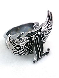 cheap -Jewelry Inspired by Death Note Cosplay Anime Cosplay Accessories Ring Silver Alloy Male