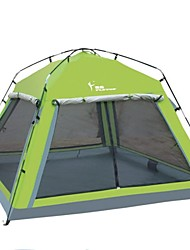 cheap -FLYTOP 2 persons Tent Screen Tent Screen House Triple Camping Tent One Room Waterproof Quick Dry Windproof Ultraviolet Resistant