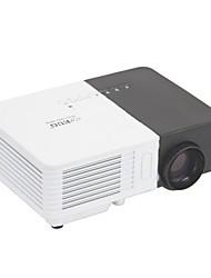 Недорогие -TY-001 ЖК экран Мини-проектор Светодиодная лампа Проектор 200 lm Поддержка 1080P (1920x1080) 20'-100' Экран / HVGA (480x320)