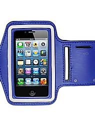 economico -sport corsa palestra pareggiare bracciale caso completo del corpo per iphone 5 / 5s / 5c / 6 (colori assortiti)