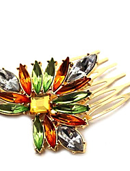 z&X® cabelo luxuoso multicolor elegante (2 cores opções: roxo, verde)