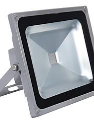 cheap -4900 lm LED Floodlight 1 leds High Power LED Remote-Controlled RGB AC 85-265V