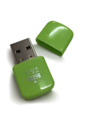 all-in-1 mini usb lettore di micro sd card (colore casuale)