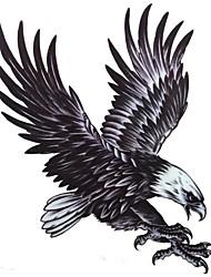 Недорогие -1 pcs Временные тату Временные татуировки Тату с животными Высокое разрешение / Экологичные / Для профессионалов Искусство тела Корпус / плечо / назад / Стикер татуировки