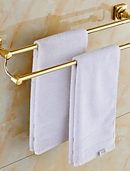 Towel Bar / Chrome Brass /Contemporary