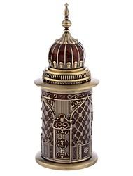 abordables -or classique boîte château cure-dent d'articles d'ameublement