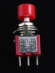 economico -tasto di interruttore / switch auto-reset (2 pezzi)