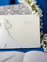 cheap -Elegant BeautifulElegant Wedding Guest Book Sign In Book Wedding Ceremony