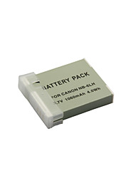 abordables -Batterie - Li-ion - NB-6LH - for Canon SX510 - for Canon SX510 - 1060mAh - mAh - 3.7V - V