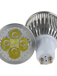 cheap -GU10 LED Spotlight MR16 5 High Power LED 450 lm Warm White Cold White K AC 85-265 V