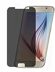 billige -Cwxuan Skjermbeskytter til Samsung Galaxy S6 Herdet Glass Skjermbeskyttelse Anti-fingeravtrykk