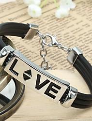 cheap -Tina -- Korean Fashion Popular Leather Bracelet in Daily