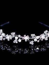 Damen Legierung Kopfschmuck-Hochzeit Besondere Anlässe im Freien Stirnbänder