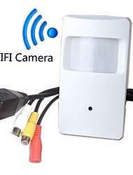 IP-Kamera - Bewegungserkennung/Dual Stream/Remote Access/Wi-Fi Protected Setup/Plug-and-Play - Innen