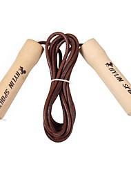 kylin le sport ™ prime vache corde à sauter avec poignées en bois massif