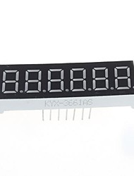 cheap -Compatible (for Arduino) 6-Digit Display Module - 0.36in.