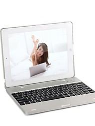 tanie -Klawiatura bezprzewodowa Bluetooth przenośne skrzynki pokrywy ochraniacz dla iPad 2/3/4 (różne kolory)