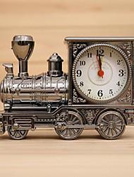 l'orologio di plastica allarme locomotiva