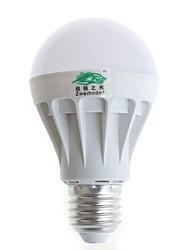 baratos -600 lm E26/E27 Lâmpada Redonda LED 12 leds SMD 5630 85-265V