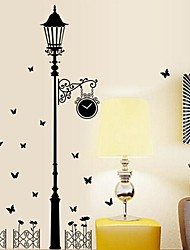cheap -Decorative Wall Stickers - Plane Wall Stickers Cartoon Living Room / Bedroom / Study Room / Office / Washable / Removable