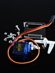 abordables -SG90 servo et le support pour Arduino