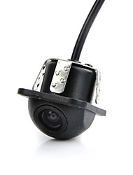 Rear View Camera - Compatibile con tutte le auto Rende - 1/4 pollici CMOS OV7950 - 170 ° - 420 linee TV