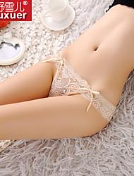 economico -Donna Sensuale Indumenti da notte Cotone Pizzo Bianco Beige Rosa Blu Giallo Rosso Nero