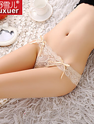 cheap -Shuxuer ® Women Cotton/Lace Ultra Sexy T-back
