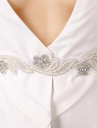 cheap -Pure Handmade Luxury Diamond Wedding Corset Belt