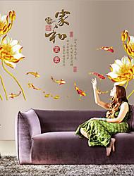 Недорогие -окружающей среды съемный стикер Эйфелева стены PVC