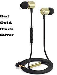 подлинный Awei s10hi наушников 3,5 мм в ухо канала супербаса с микрофоном пульт дистанционного управления для iphone6 6 плюс S6 (ассорти