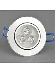 cheap -2G11 LED Downlights Rotatable 3 High Power LED 400-450lm Warm White Cold White 3000-6500K AC 100-240V