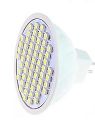 cheap -LED Spotlight MR16 60LED SMD 3528 360-750 lm Warm White Cold White 2800-3500/6000-6500 K AC 220-240 V