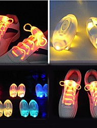 cheap -LED Shoe Lace Multicolor Cool Useful Wedding Decorations Classic Theme