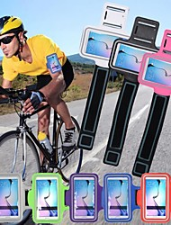 abordables -teléfono sistemas / banda de los deportes al aire libre del teléfono del brazo para la galaxia s6 (color opcional)