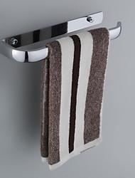 baratos -Anel para Toalha Gadget de Banheiro / Cromado Aço Inoxidável /Contemporâneo