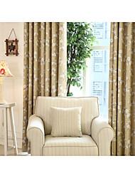 Kapsa tyče Vršek průchodky Vršek záložky Dvakrát skládané Skládané Jeden panel Window Léčba Designové Země Moderní Neoklasika Evropský ,