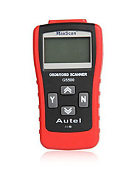 cheap -Autel Scanner Diagnostic Trouble Code Reader OBDII/EOBD Scanner MaxScan GS500