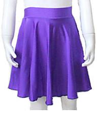 cheap -Latin Dance Tutus & Skirts Women's Performance Nylon Lycra Skirt
