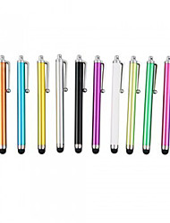 billige -kinston® 12 x universal succes metal stylus touch screen pen klip til iPhone / iPad / Samsung og andre