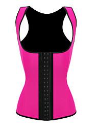 shapewear réservoirs de façonnage nylon / collagène plus de couleur lingerie sexy shaper