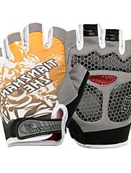 Akvitita a sport Cyklistické rukavice Rychleschnoucí Nositelný Prodyšné Odolný proti opotřebení Vysokou prodyšnost (> 15,001 g) Odvod