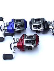 Fiskehjul Maddingkast Hjul 6.3:1 11 Kuglelejer Højrehåndet Havfiskeri / Ferskvandsfiskere / Bars Fiskeri - SY120 Brand New