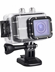 billige -F45 hjelm action sport cam kamera undervands vandtæt Full HD 1080p video helmetcam kameraer sport dv