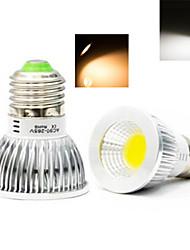 abordables -E26/E27 Focos LED 1 leds COB Blanco Cálido Blanco Fresco 50-150lm 2800-3500/6000-6500K AC 100-240V