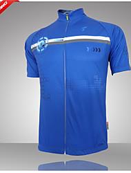 levne -GETMOVING Pánské Krátký rukáv Cyklodres Jezdit na kole Dres, Rychleschnoucí, Odolný vůči UV záření, Prodyšné