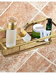 Portasapone da doccia Gadget per il bagno / Rame anticato Antiquariato